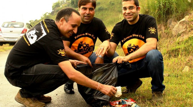 Palampur Clean-UP Drive