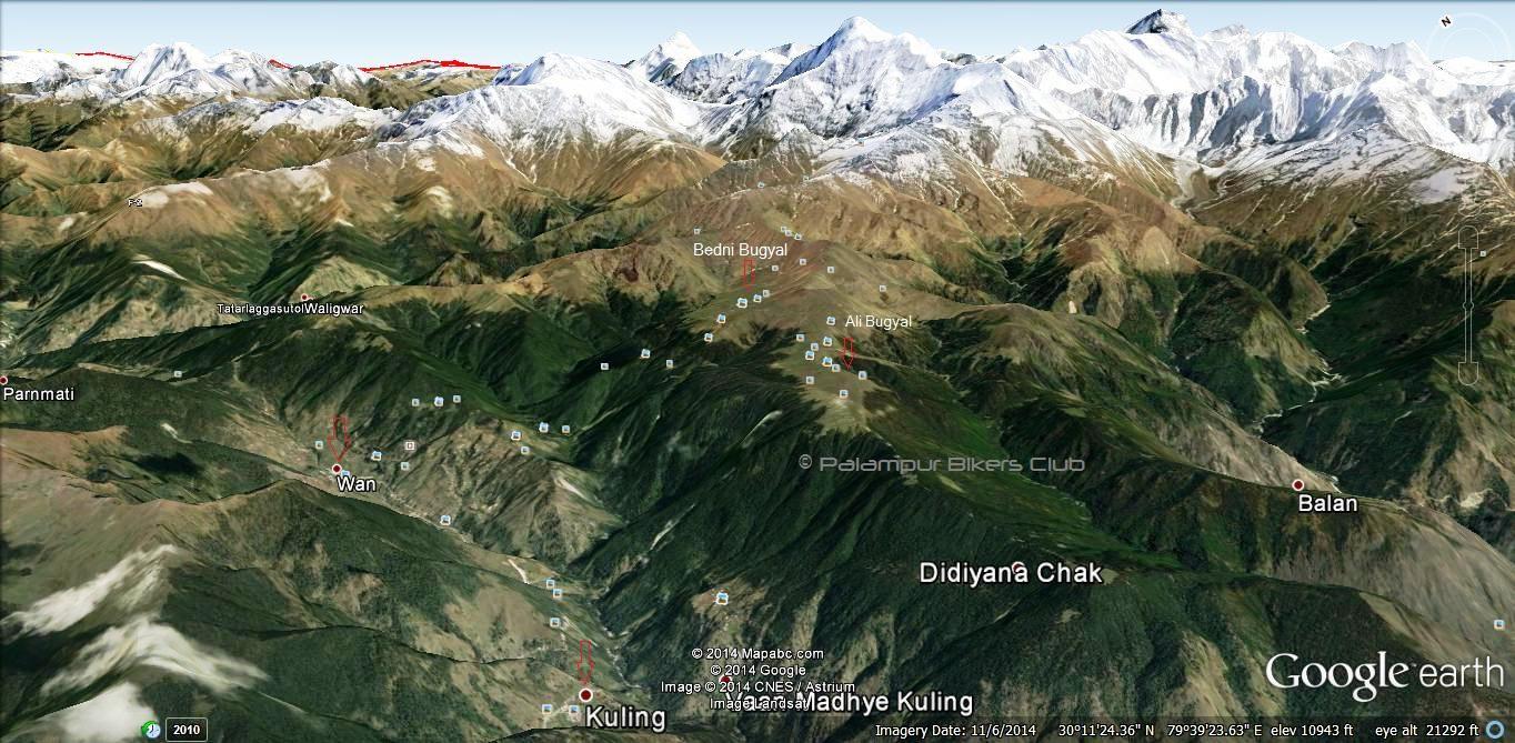 Bedni-Map
