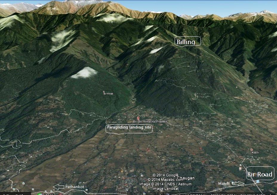 Bir - Billing (Kangra , Himachal)