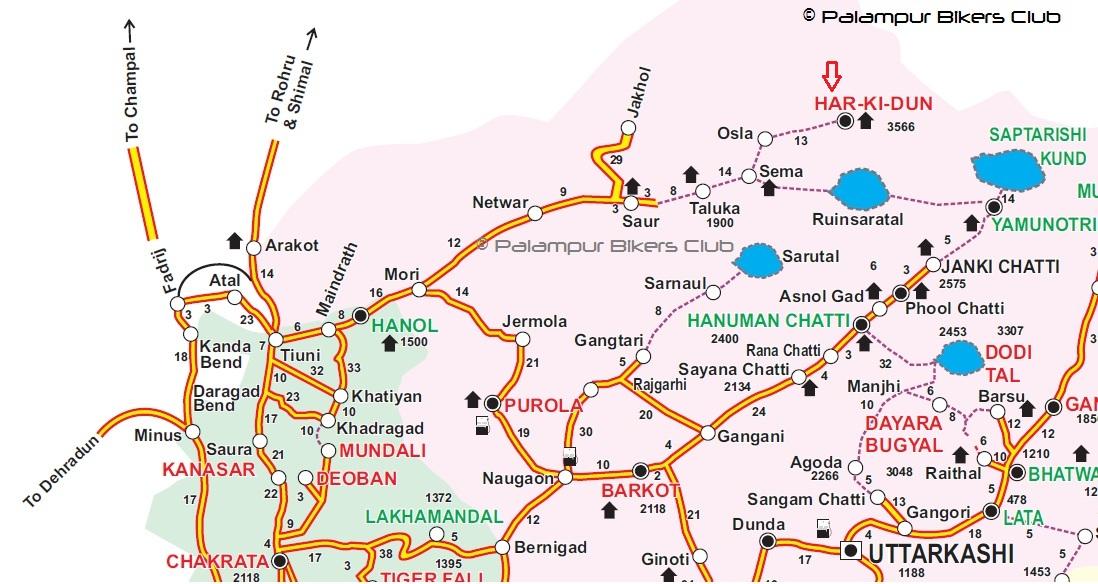 HKD-Trek-Map