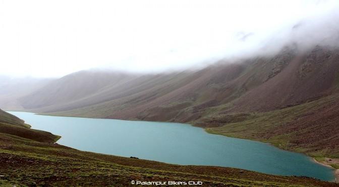 ChandraTaal – The Moon Lake (Spiti , Himachal Pradesh)