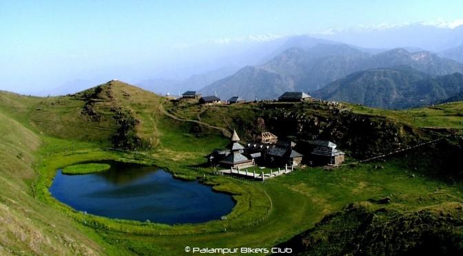 Palampur India  city pictures gallery : ... Lake – Mandi Himachal Pradesh , India Palampur Bikers Club