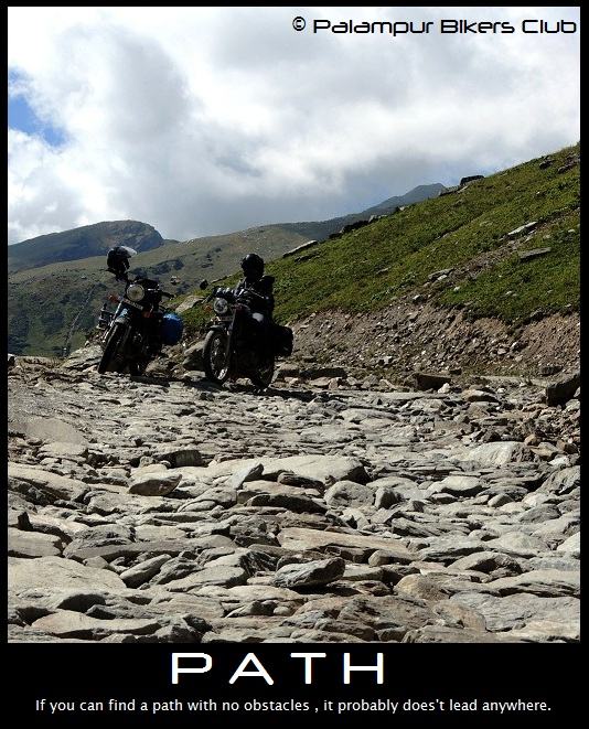 Roads of Sach Pass
