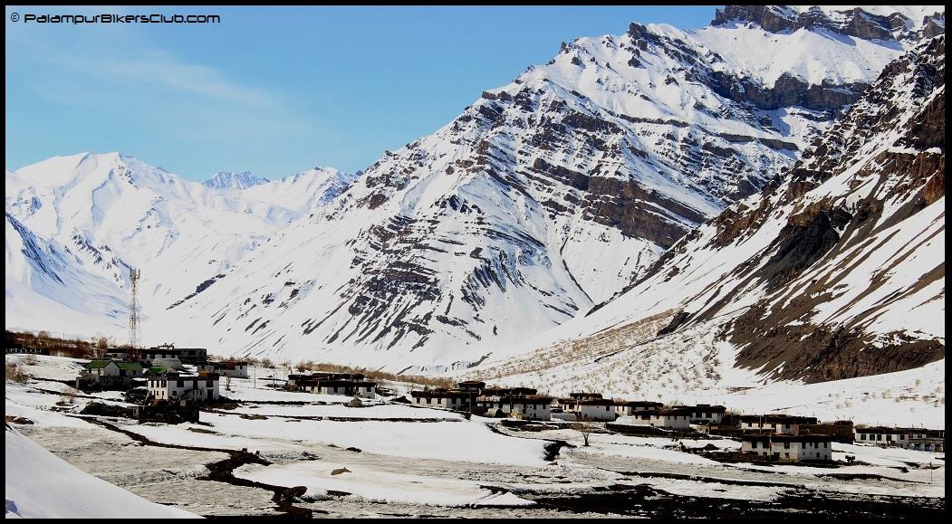 Rangrik Village