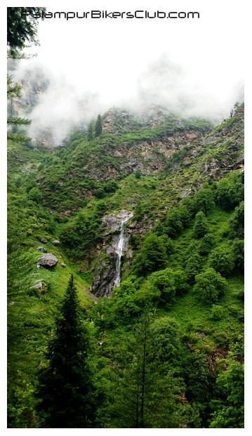 Waterfall Kheer Ganga